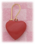 Enameled Hanging heart kidney wire
