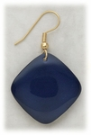 Enameled Hanging smooth square