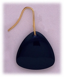 Enameled Hanging triangle
