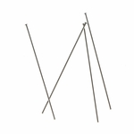 Jewelry Components Stainless Steel Head Pin - 2 Pair