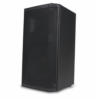 "ADJ ATX-15W 15"" 2-way active PA speaker with wireless stereo linking and 1000W Dynamic Power."