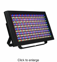 ADJ PROFILE PANEL RGBA Compact indoor LED Color Panel with 288, 10mm LEDs - click to enlarge