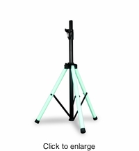 AMERICAN AUDIO CSL100 Color Stand LED speaker stand. 60bs limit. Includes remote - click to enlarge