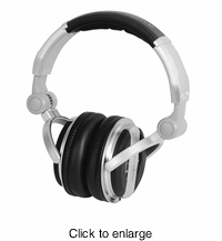 AMERICAN AUDIO HP-700 Professional High Performance Headphones - click to enlarge