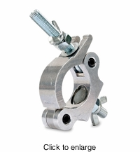 "AMERICAN DJ CL250 2"" wrap around clamp - click to enlarge"