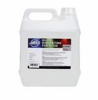 AMERICAN DJ F4L QD New quick dissipating fog juice in a 4 liter container