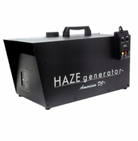 AMERICAN DJ HAZE GENERATOR Heaterless hazer machine. Enhances special effects light beams.
