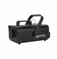 AMERICAN DJ VF1100 Value series 1000 watt fogger, 8000 cubic ft per minute, includes wired remote