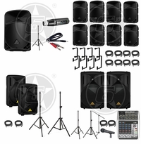 Behringer Packages