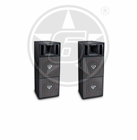 "Cerwin-Vega! (2) CVP-2153 3-Way Dual 15"" Passive Speaker Package"