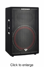 CERWIN-VEGA CVI 152 PASSIVE PORTABLE PA SPEAKERS - click to enlarge