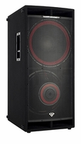 CERWIN-VEGA CVI-218S PASSIVE PORTABLE PA SPEAKERS