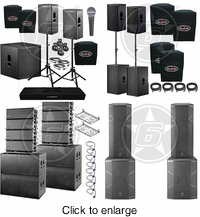 D.A.S. Audio Packages - click to enlarge
