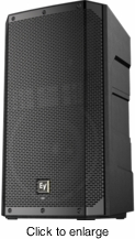 Electro-Voice ELX200-12P 12-Inch 2-Way Powered Speaker - click to enlarge