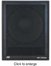 PEAVEY DM™ 118 SUB - click to enlarge