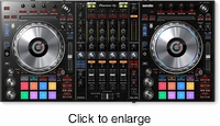PIONEER DDJ-SZ2 Flagship 4-channel controller for Serato DJ - click to enlarge