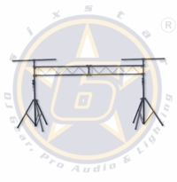 SIX STAR E116 Truss and stand system