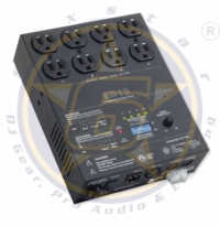 SIX STAR ED15 4ch DMX Dimmer Pack