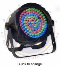 SIX STAR Electro Disc LED Low profile Par 56 LED fixture, IR - click to enlarge