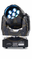 SIX STAR Stealth Wash Zoom 7X12W LED Wash Zoom