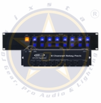 SIX STAR EZ 8 II System 8 ch Analog lighting controller