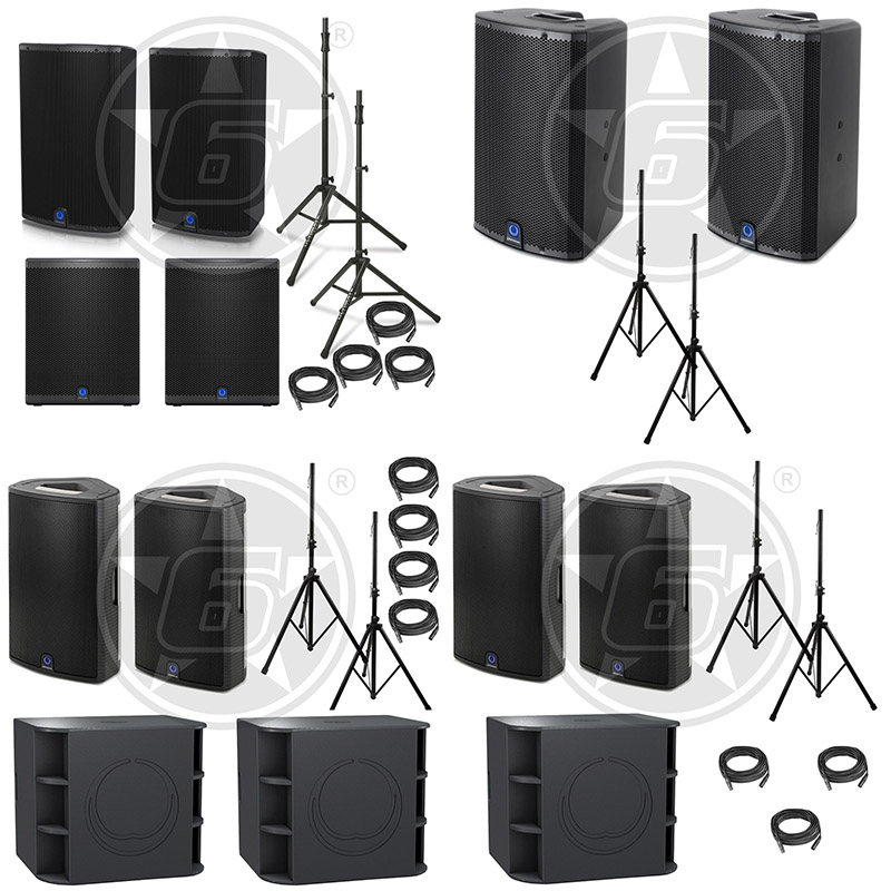 Turbosound Packages