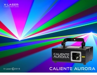 X-LASER Caliente Aurora Club Pack (4 units)