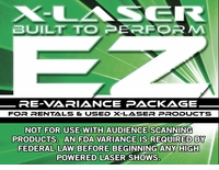 X-LASER EZ Re-Variance Kit (rentals/used)