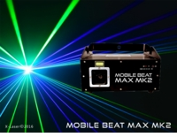 X-LASER Mobile Beat MAX MK2 Bundle Pack