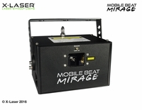 X-LASER Mobile Beat Mirage Bundle Pack