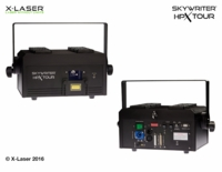 X-LASER Skywriter HPX Tour (5W) Bundle Pack