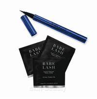 Babe Lash Limited Edition Enhancing Liquid Eyeliner with 3 Free Wipes