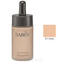 Babor AGE ID Mattifying Foundation 01 Ivory - 1 oz (646101)