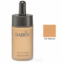 Babor AGE ID Mattifying Foundation 02 Natural - 1 oz (646102)