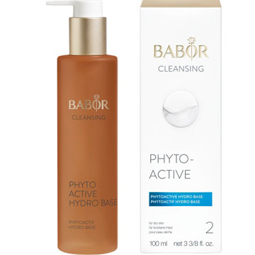 Babor Phytoactive Hydro-Base - 3 3/8 oz (100 ml) (411902)