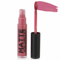 Cherry Blooms Matte Lips Volumizer Posh - 0.17 oz