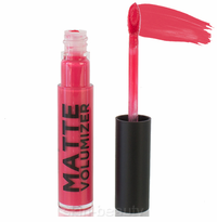 Cherry Blooms Matte Lips Volumizer Rouge - 0.17 oz