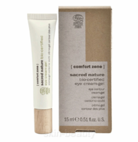 Comfort Zone Sacred Nature Eye Cream-Gel - 0.5 oz