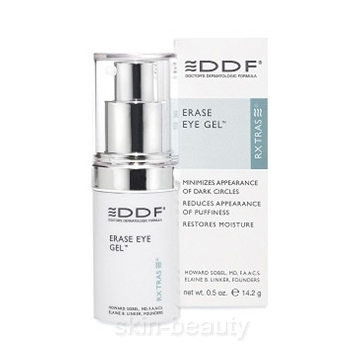 DDF Erase Eye Gel, .5 oz