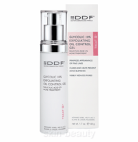 DDF Glycolic 10% Exfoliating Oil Control Gel, 1.7 oz