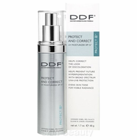 DDF Protect and Correct UV Moisturizer SPF 15, 1.7 oz