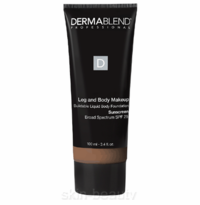 Dermablend Leg And Body Makeup SPF 25 - 3.4 oz - Deep Golden 70W (26156)