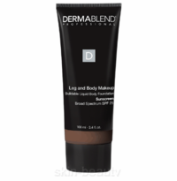 Dermablend Leg And Body Makeup SPF 25 - 3.4 oz - Deep Natural 85N (26157)