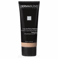Dermablend Leg And Body Makeup SPF 25 - 3.4 oz - Fair Ivory 10N (26147)