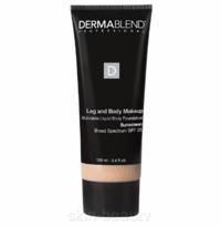 Dermablend Leg And Body Makeup SPF 25 - 3.4 oz - Fair Nude 0N (26146)