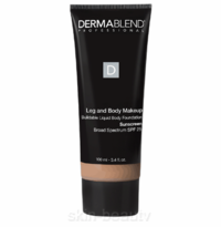 Dermablend Leg And Body Makeup SPF 25 - 3.4 oz - Light Beige 35C (26150)