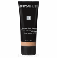 Dermablend Leg And Body Makeup SPF 25 - 3.4 oz - Light Sand 25W (26149)