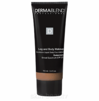 Dermablend Leg And Body Makeup SPF 25 - 3.4 oz - Medium Bronze 45N (26153)