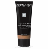 Dermablend Leg And Body Makeup SPF 25 - 3.4 oz - Medium Golden 40W (26152)