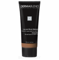Dermablend Leg And Body Makeup SPF 25 - 3.4 oz - Tan Golden 65N (26155)
